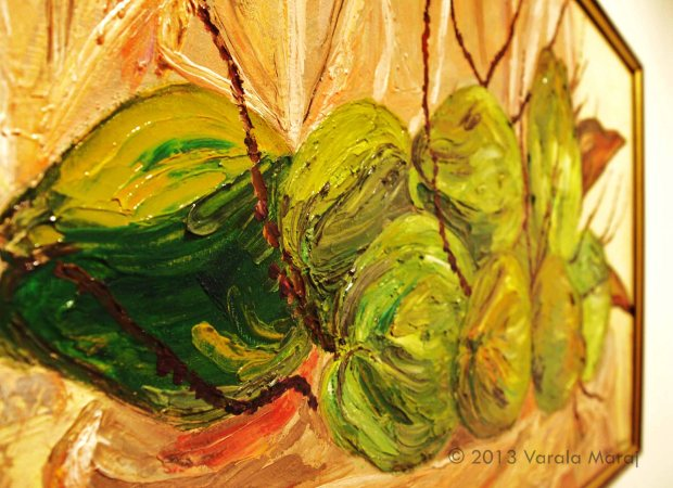 Close up: 'Lovely Bunch of Coconuts' (2009)