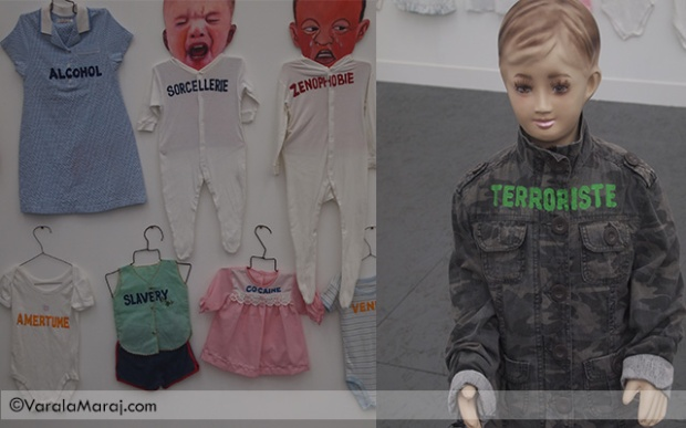 drugs on babies frieze art fair london 2013