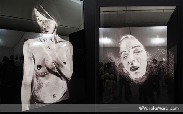 negative photography frieze london 2013