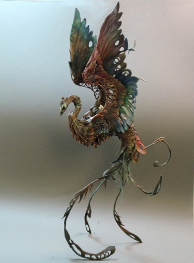 'Pearled Pheasant'