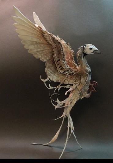 'Ethereal Bird'